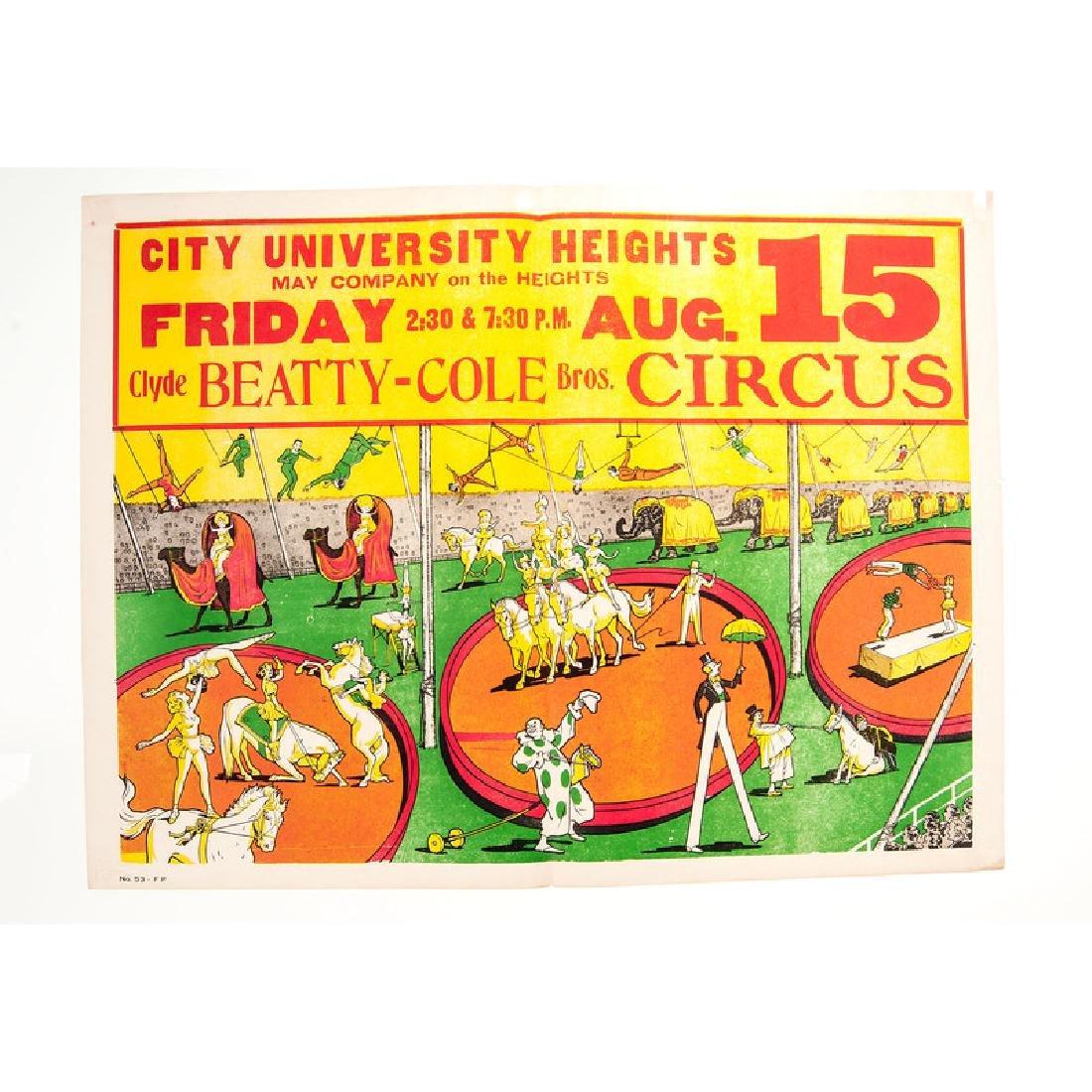 American Circus Posters - 7