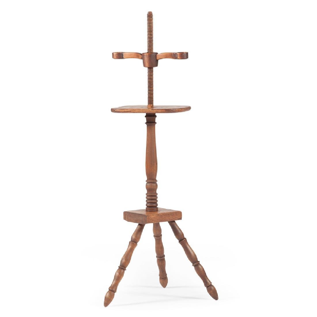 Threaded Candle Stand