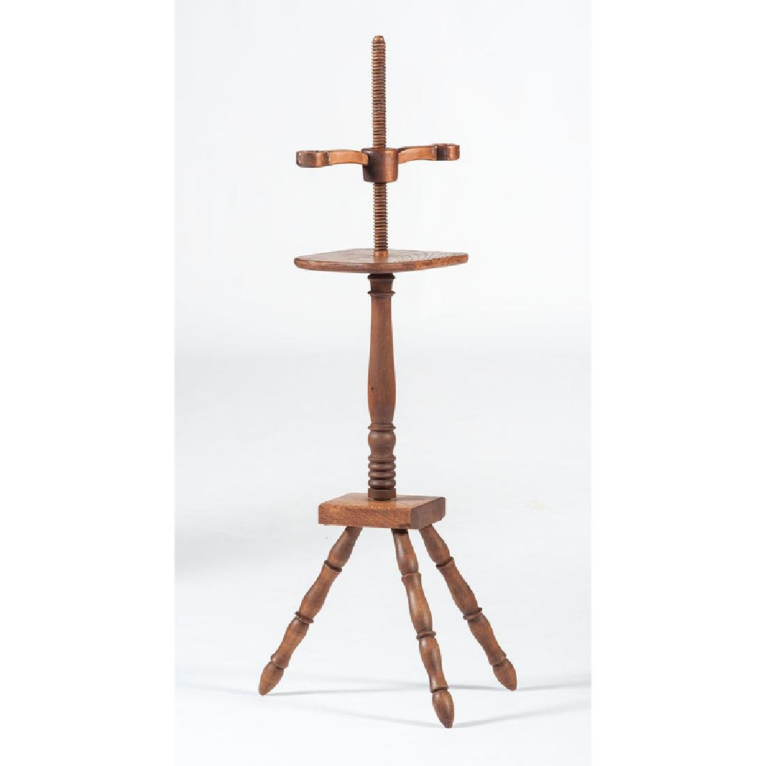 Threaded Candle Stand - 2