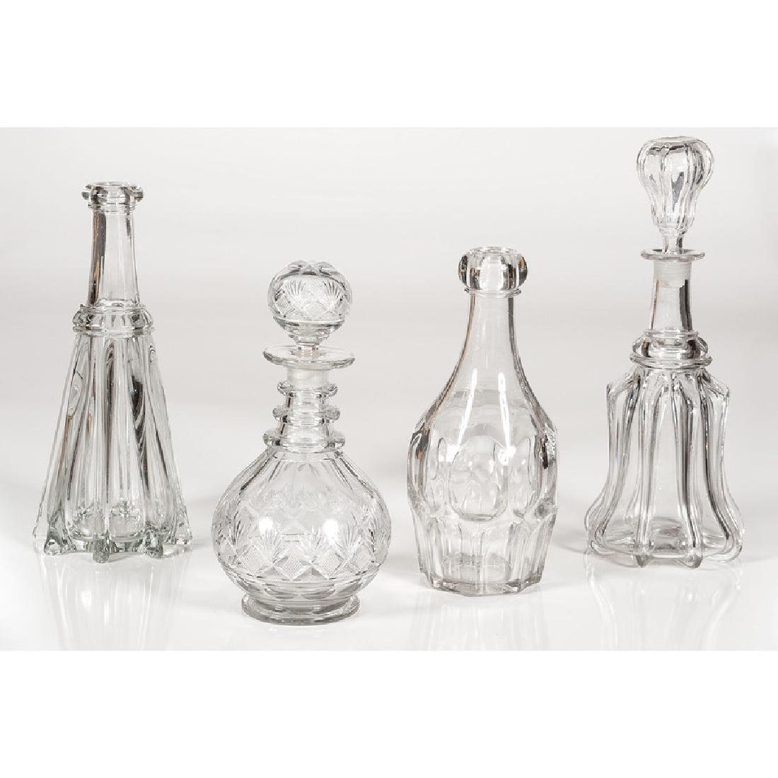 Pittsburgh Glass Decanters