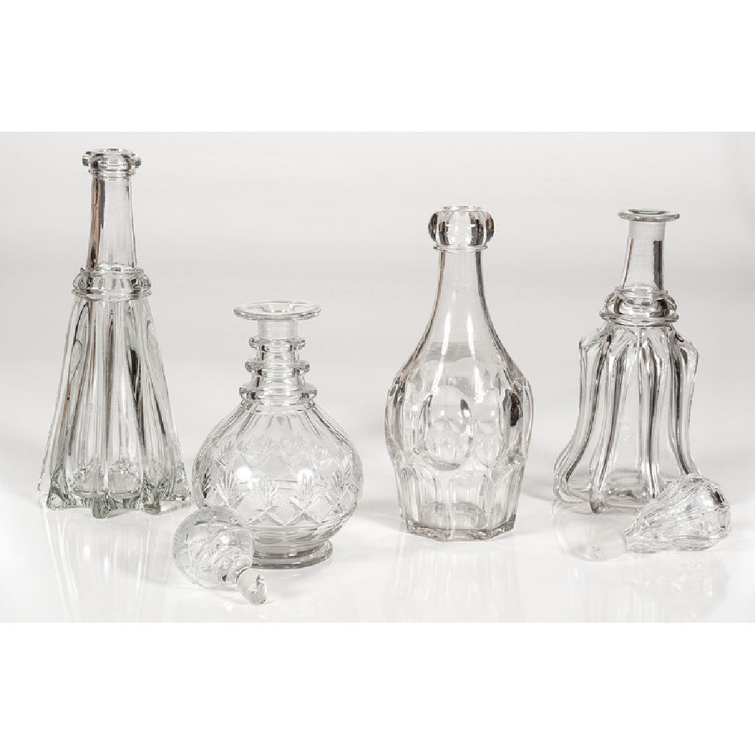 Pittsburgh Glass Decanters - 2