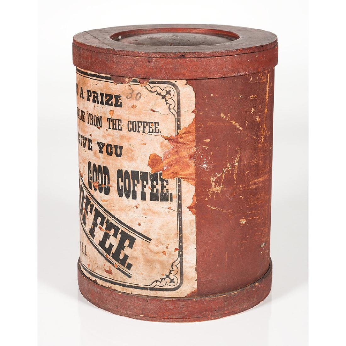 Wood Coffee Bins - 5
