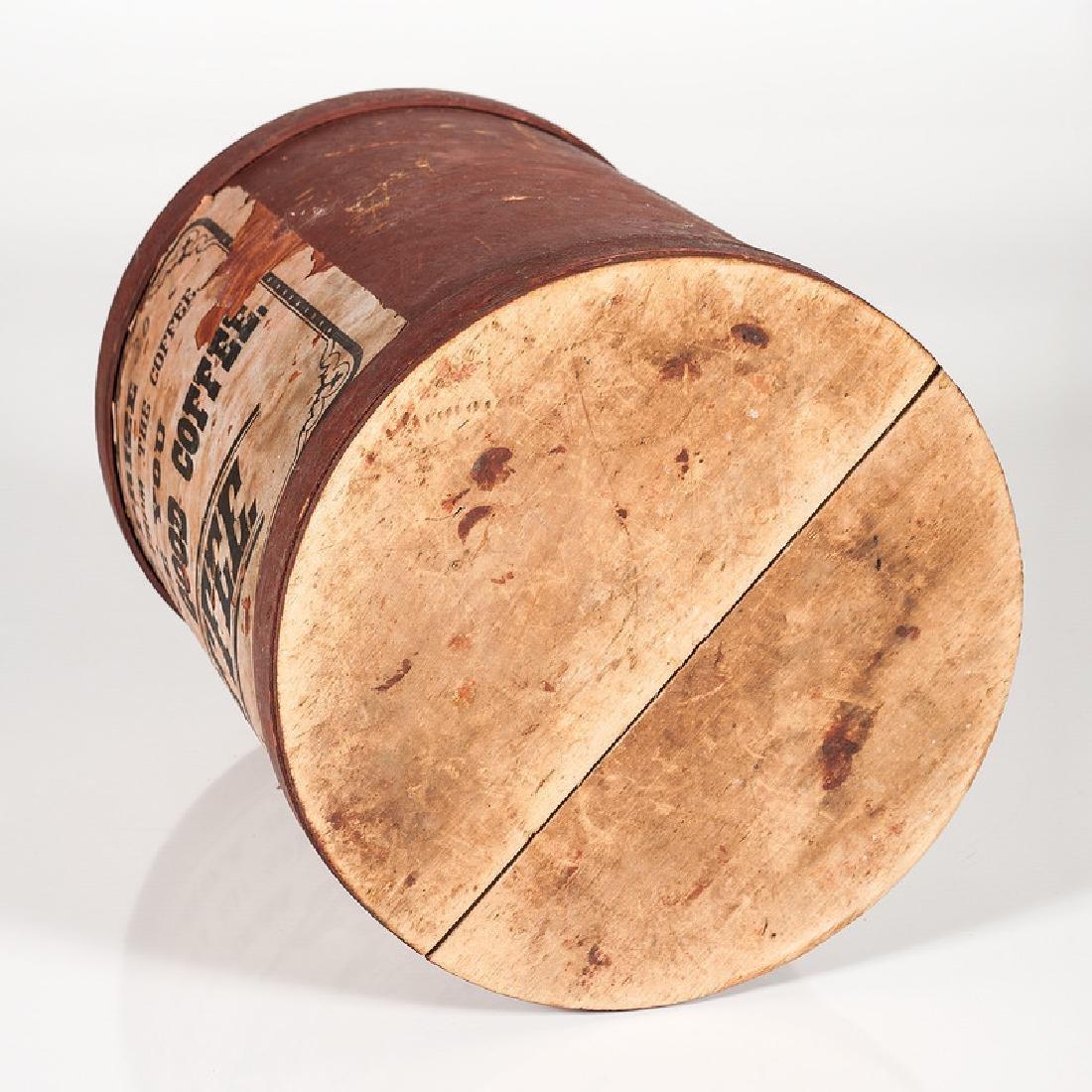 Wood Coffee Bins - 7