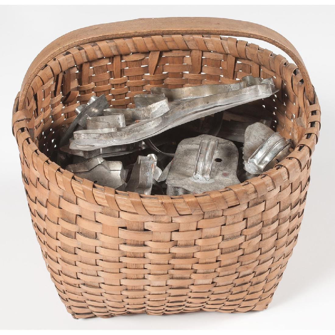 Cookie Cutters and Basket - 2