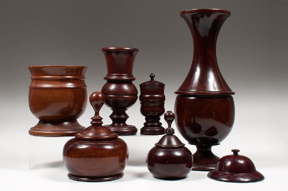 Treenware Vessels, Plus