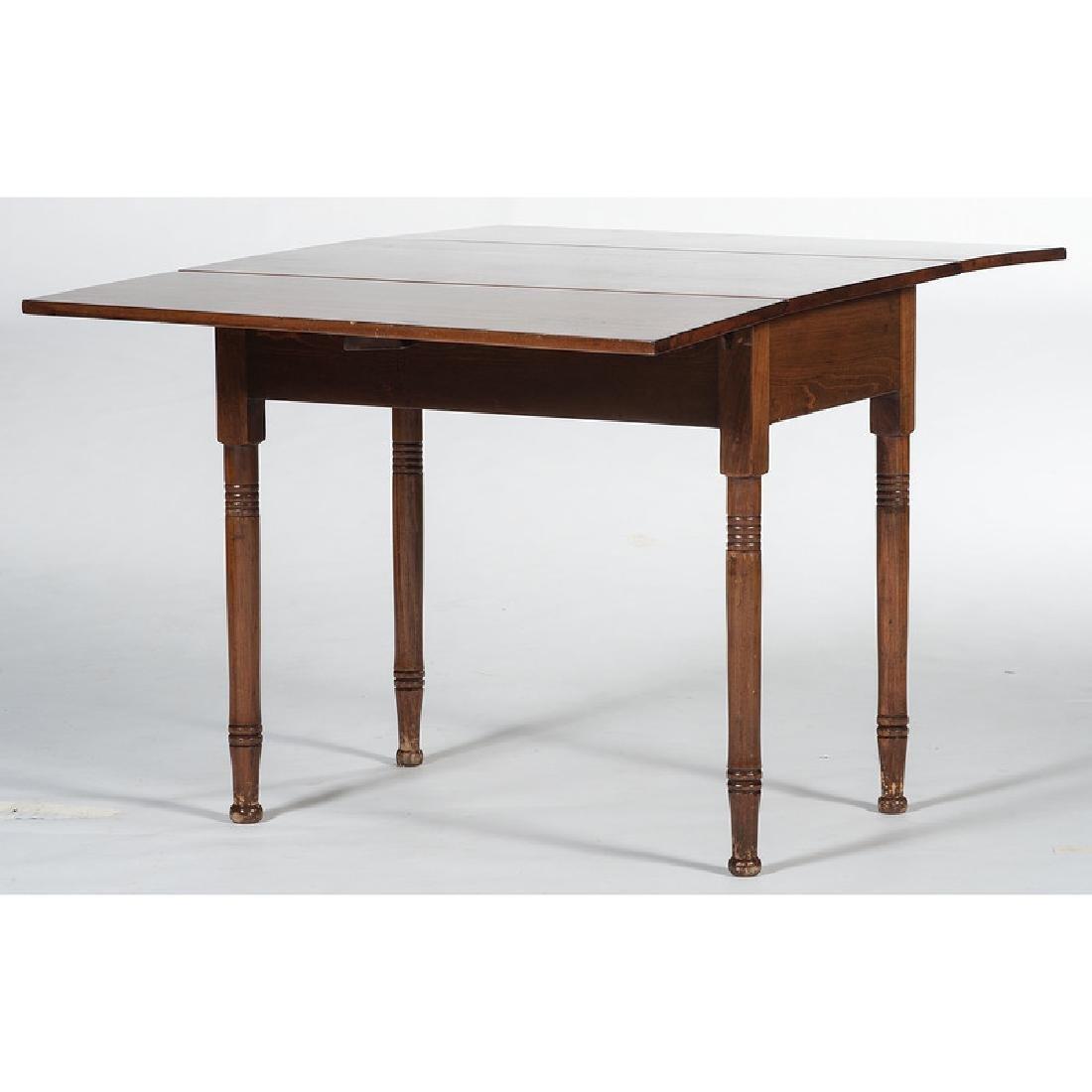 Cherry Drop Leaf Table - 3