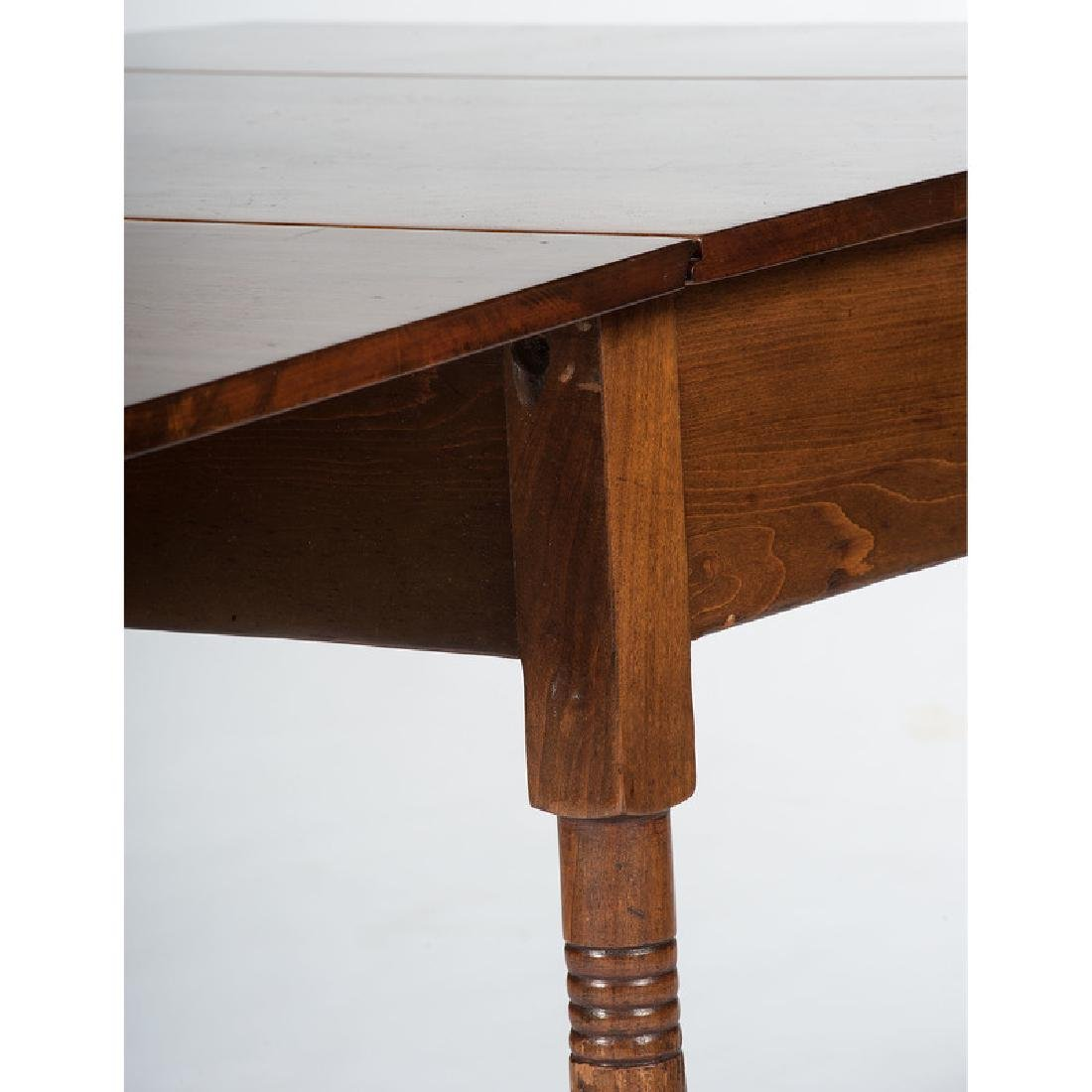 Cherry Drop Leaf Table - 5