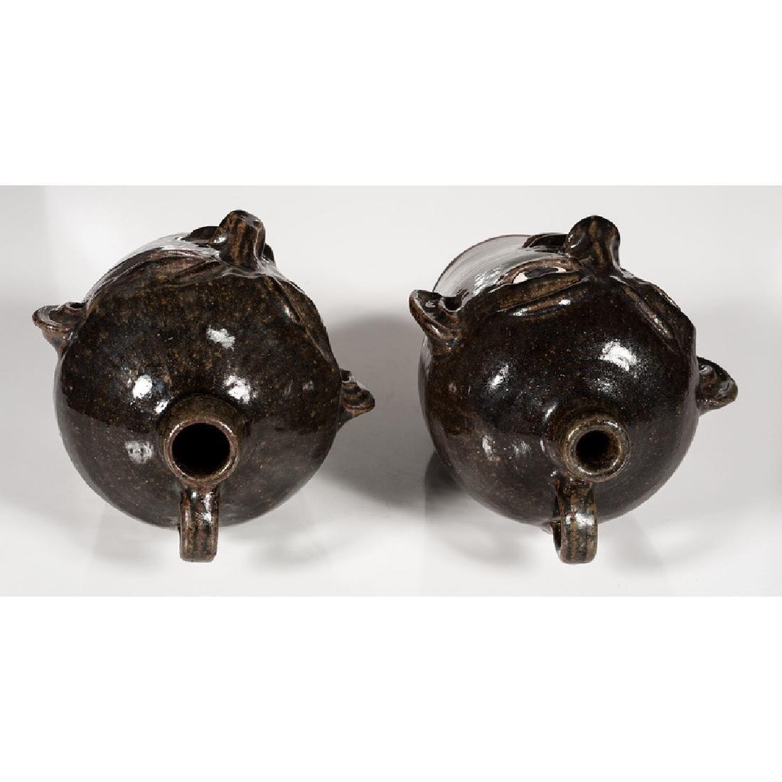 Earthenware Face Jugs by Grace Nell Hewell - 5
