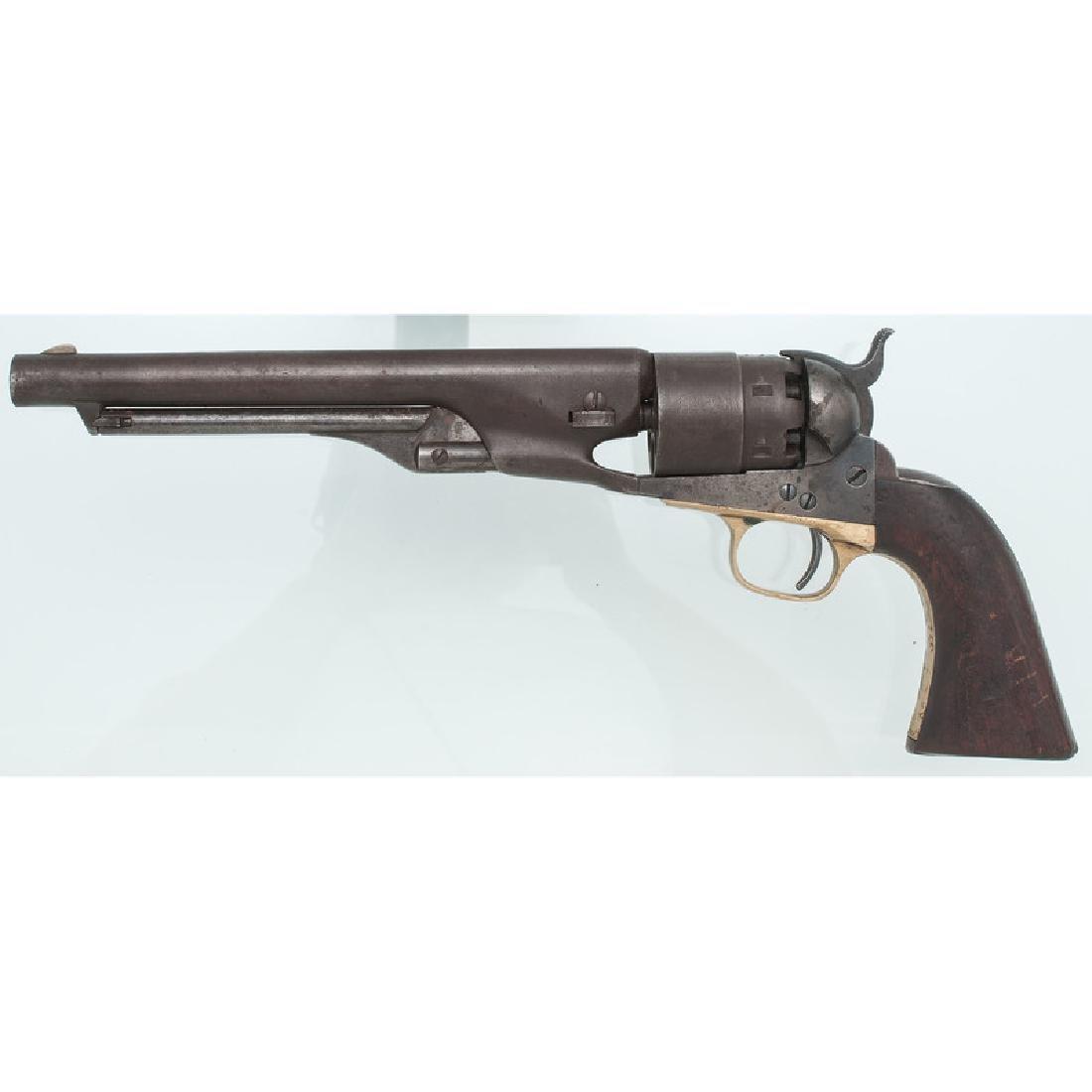 Colt Model 1860 Army Percussion Revolver - 2