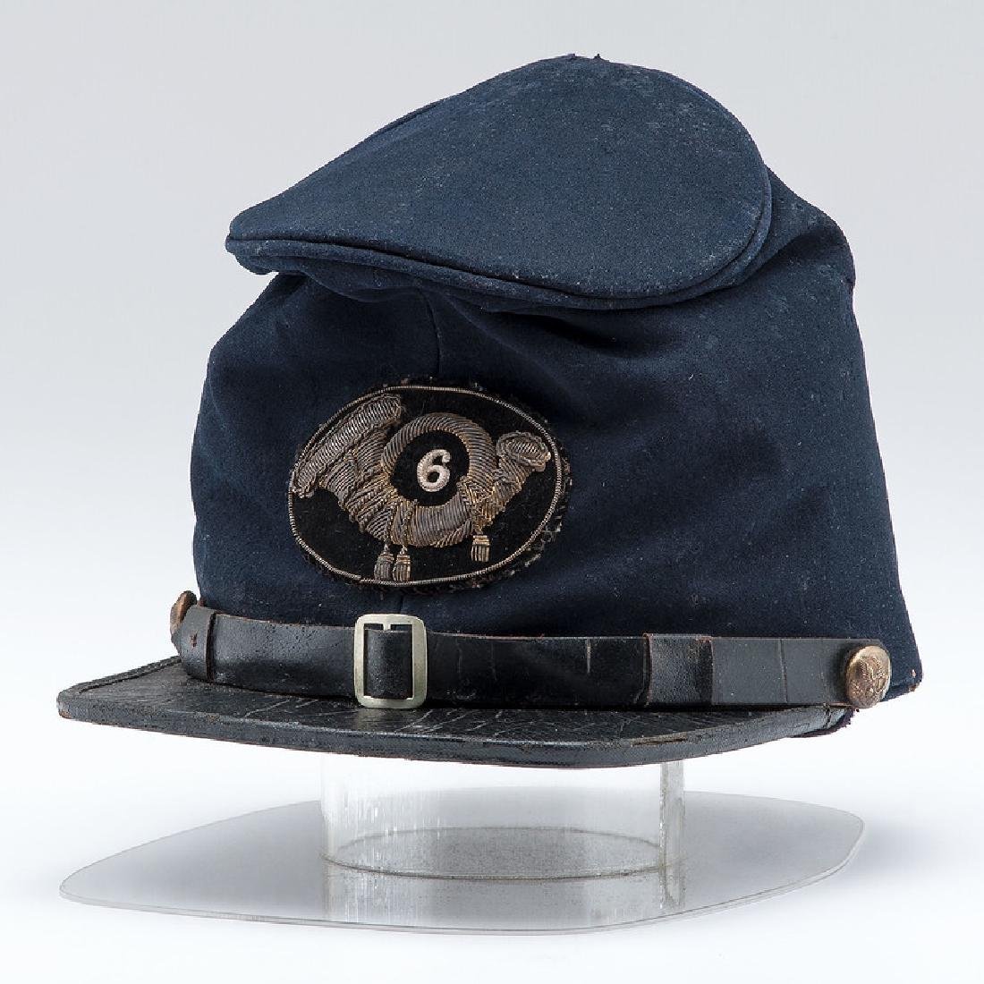 Commercial Federal Officer's Cap