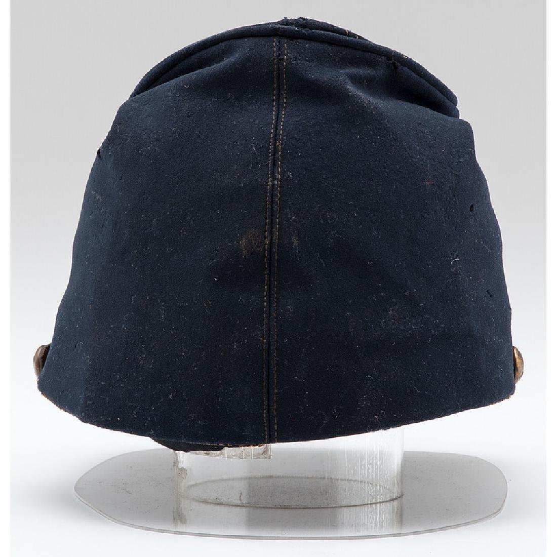 Commercial Federal Officer's Cap - 3