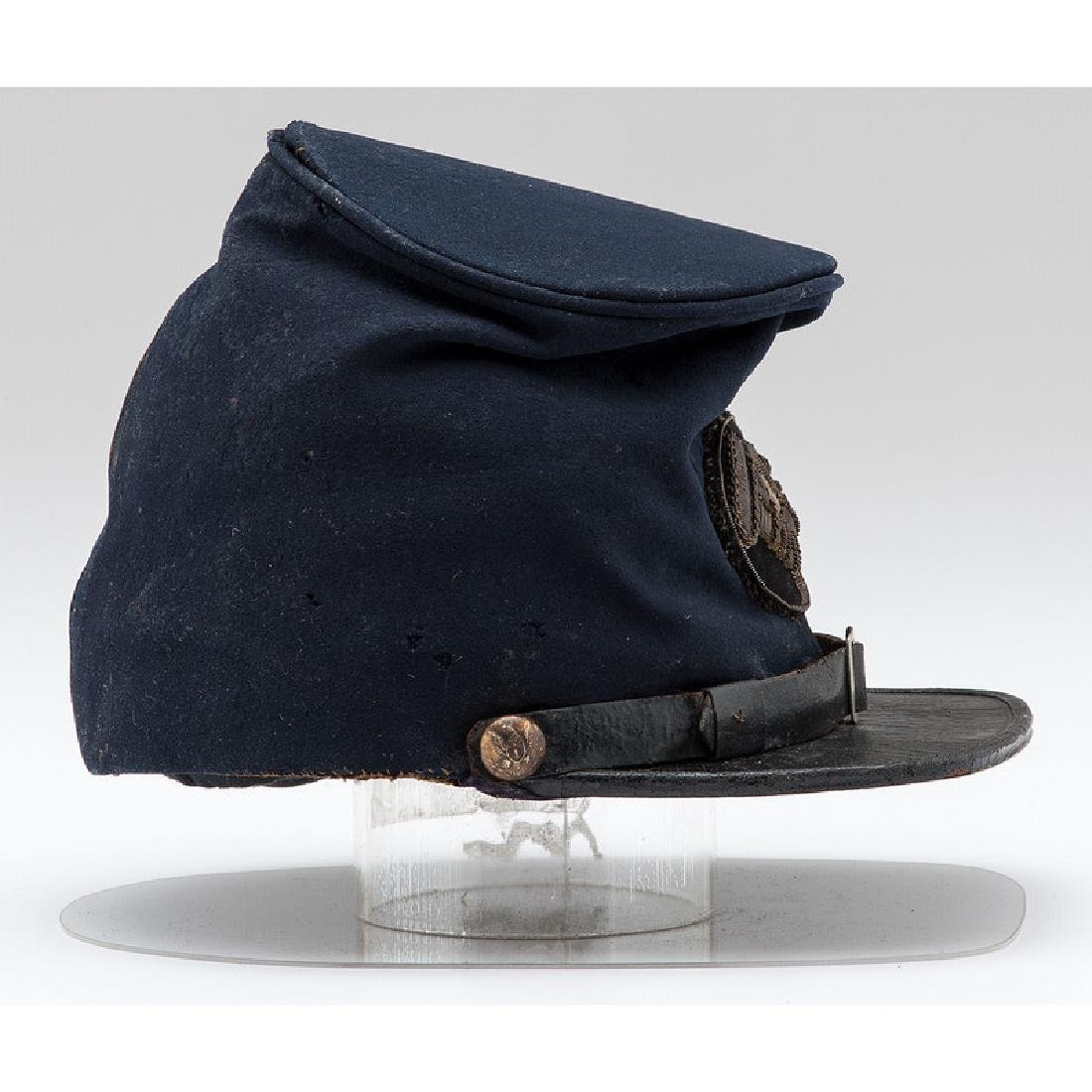 Commercial Federal Officer's Cap - 4