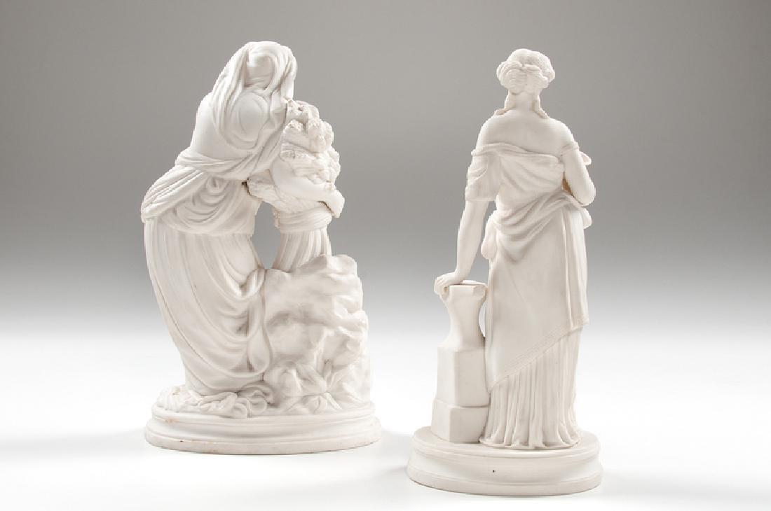 Parian Classical Figures - 2