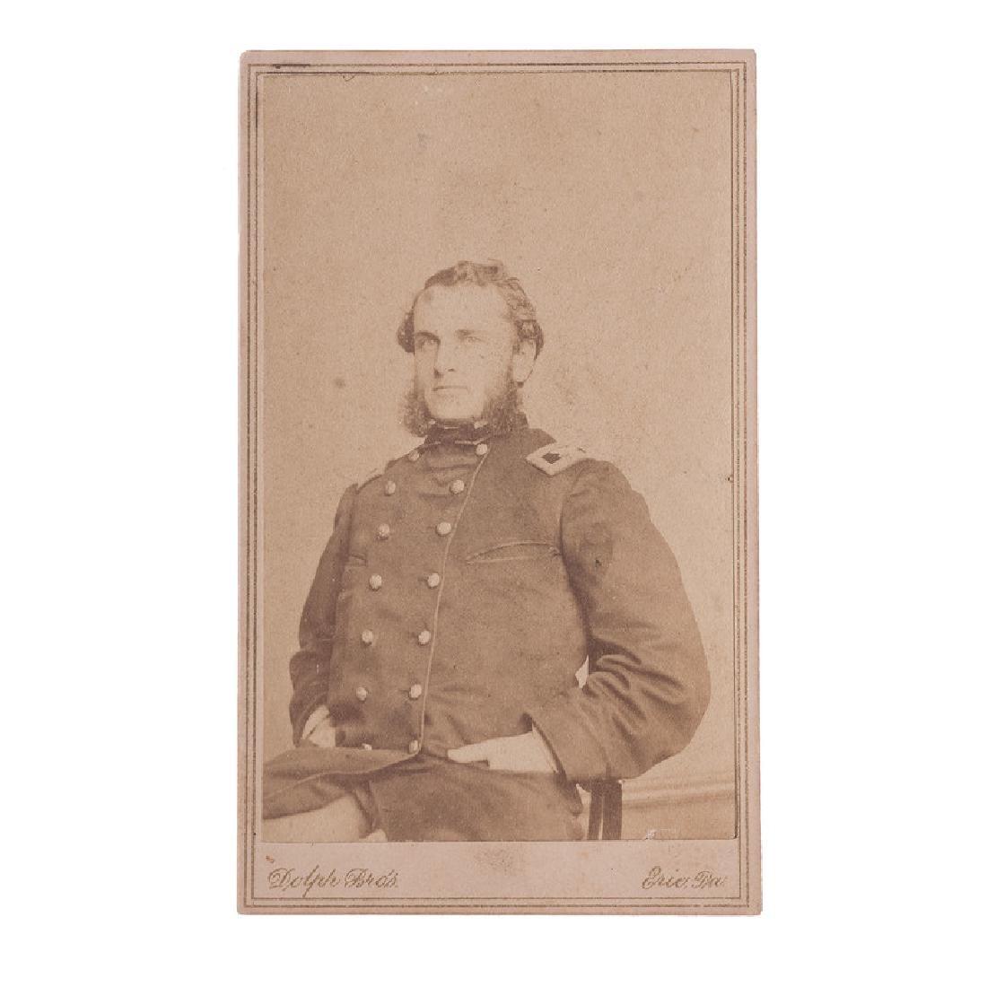 Brigadier General Strong Vincent, 83rd Pennsylvania