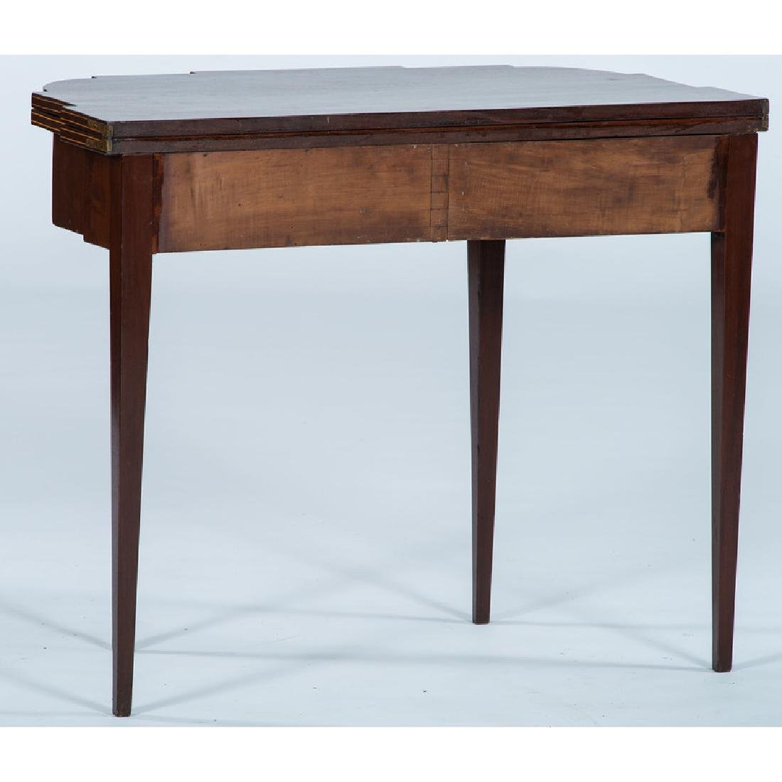 American Federal Games Table - 3