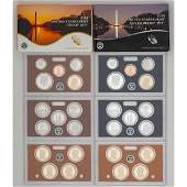 United States Mint Proof Sets, Lot of Two