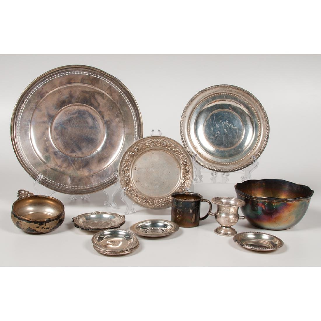 American Sterling Dishes, Plus