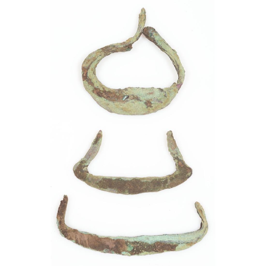 Old Copper Culture Crescents,