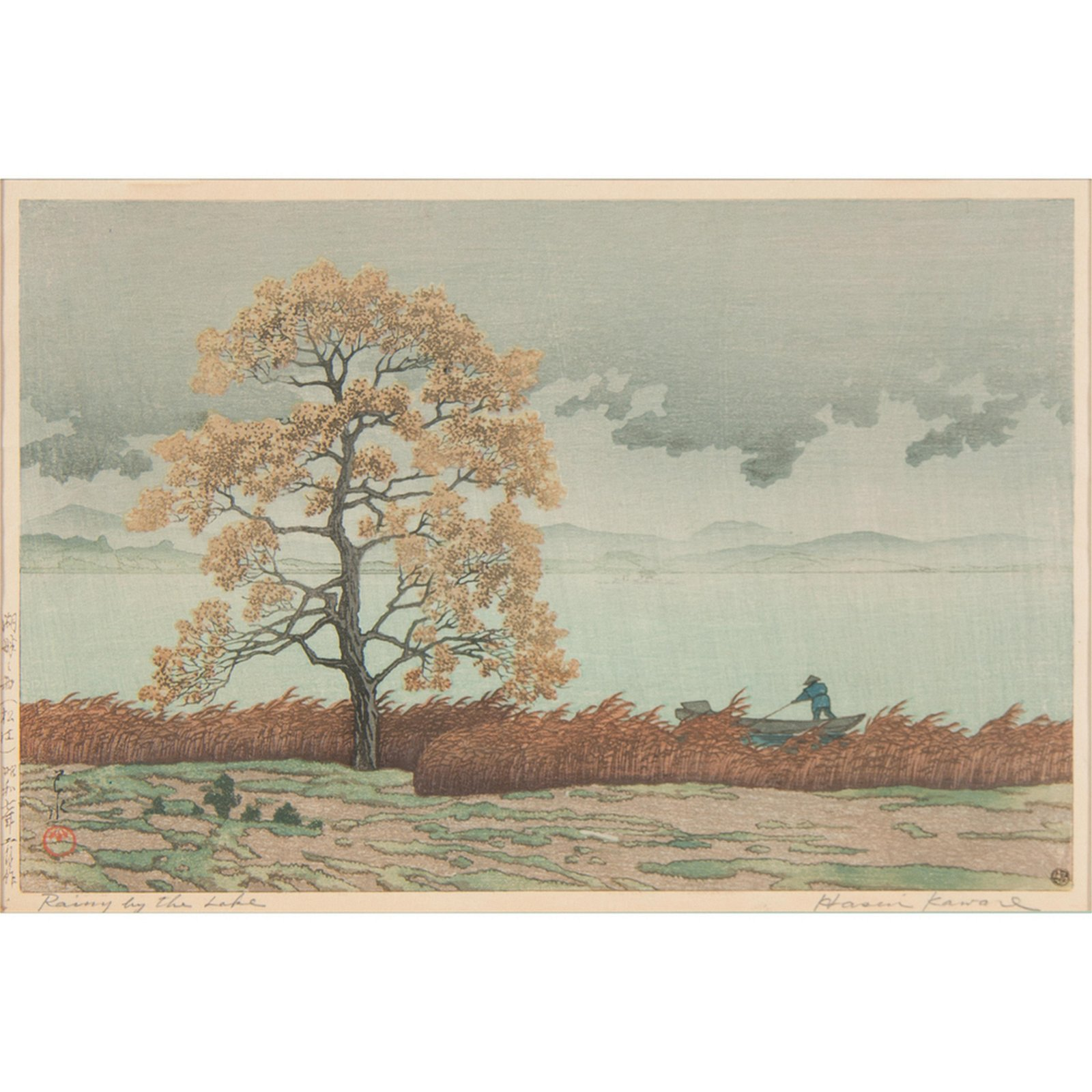 Hasui Kawase (Japanese, 1883-1957)