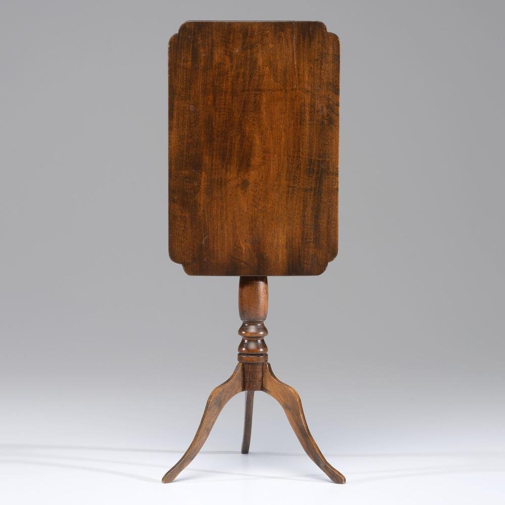 Miniature Tilt Top Table