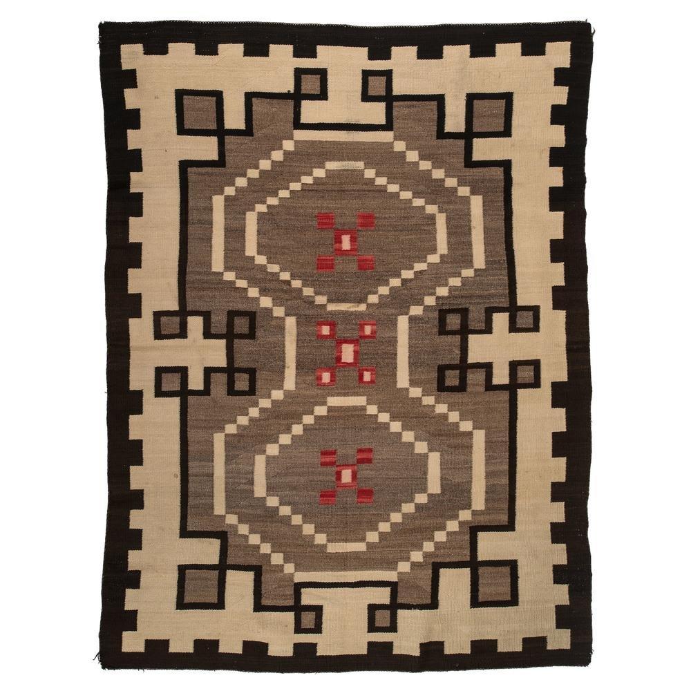 Navajo Crystal Weaving / Rug, Proceeds to benefit ATADA