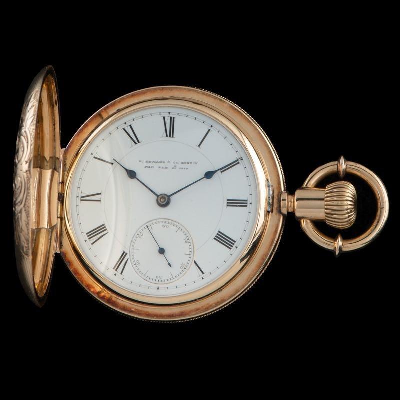 E. Howard & Co. 18k Gold Pocketwatch