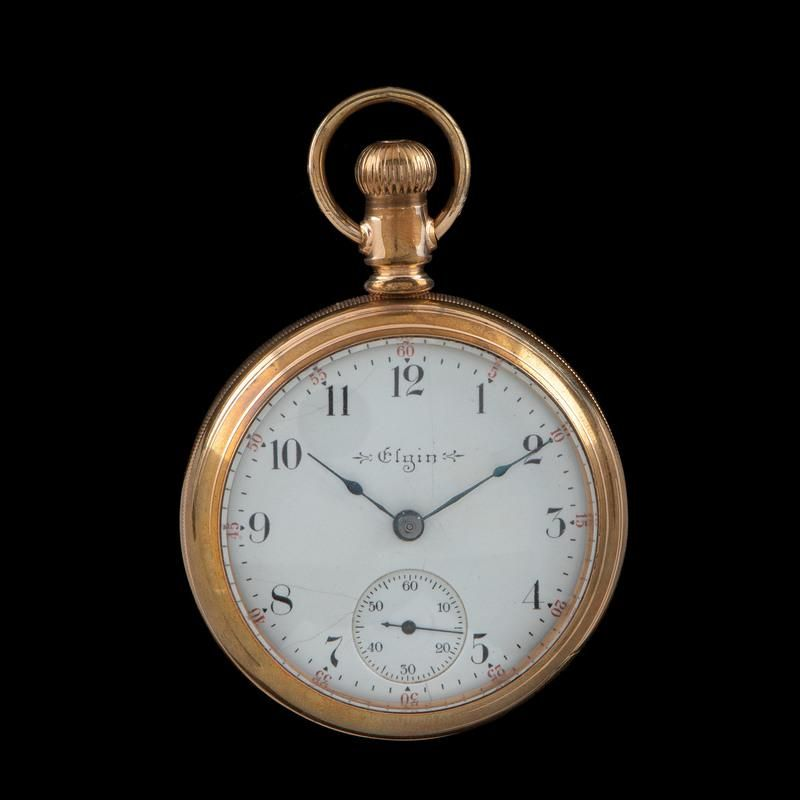 American Gold-Filled Pocket Watches, lot of Seven