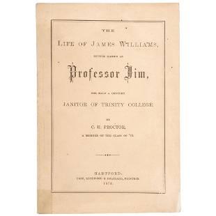 Professor Jim Biography