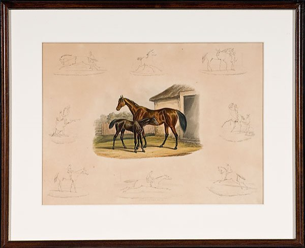 """2: """"The Life and Death of A Race-horse,"""""""