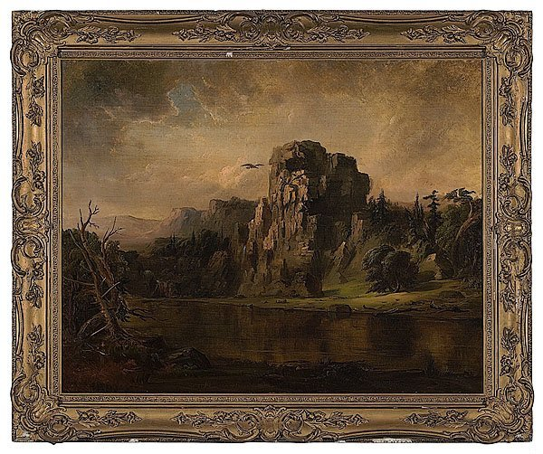 189: Robbing the Eagle's Nest by Robert Scott Duncanson