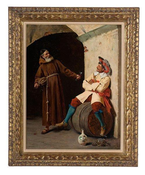 1: Arnaldo Tamburini (Italian, 1843-1908),