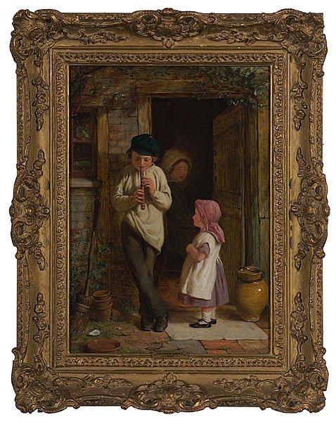 10: George Smith (Attributed) (British, 1829-1901),
