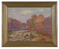 149: Charles Meurer (American/Ohio, 1865-1955),