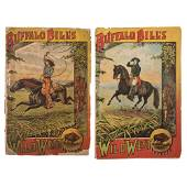 Buffalo Bill's Wild West Programmes for 1885 and 1886