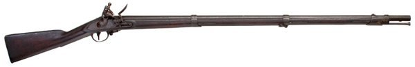 4: Model 1812 Type III Contract Musket by Henkels,