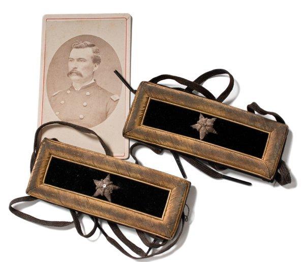 23: Brigadier General Thomas H. Ruger's Civil War Shoul