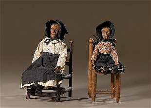 Kentucky Folk Art Dolls,