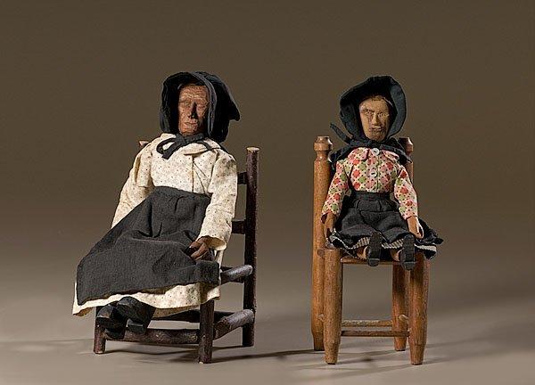 4: Kentucky Folk Art Dolls,