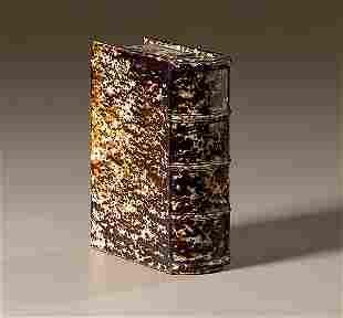 Bennington Two Quart Book Flask,