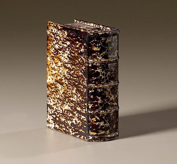 16: Bennington Two Quart Book Flask,