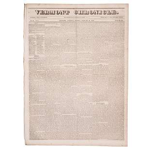[SLAVERY & ABOLITION]. Descriptive essays on slavery