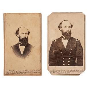 [CIVIL WAR]. GRANGER, Gordon (1821-1876). LILIENTHAL,
