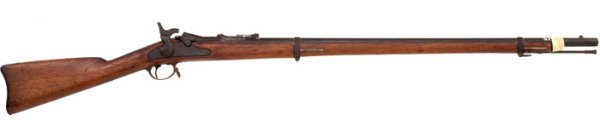 16: Springfield Model 1868 Rifle,
