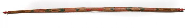 22: Indian Ceremonial Bow,
