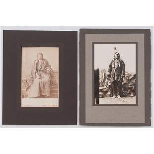 [AMERICAN INDIAN PHOTOGRAPHY]. BARRY, D.F.,