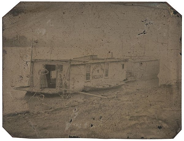 21: Archive of a Floating Photographer's Gallery 1869-1