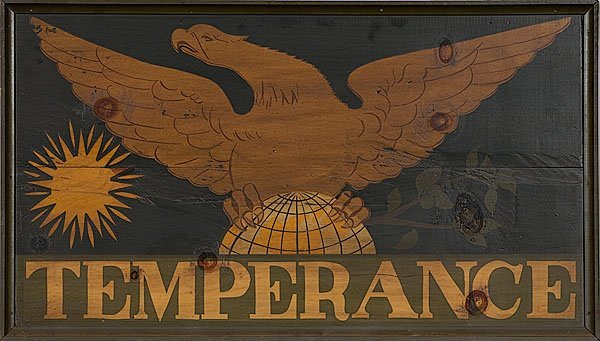 4: Reproduction after Temperance Hotel Sign