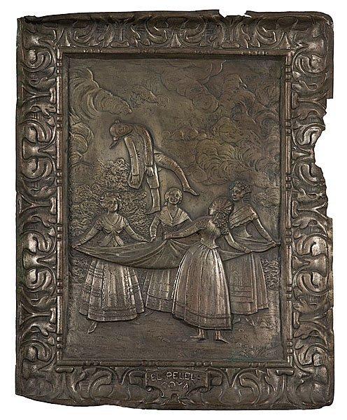 9: El Pelele Goya