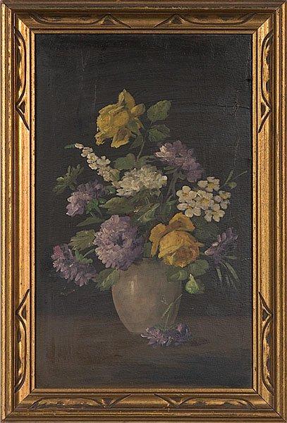 10: Floral Still Life