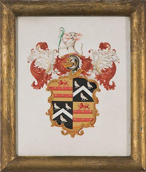 14: British Coat of Arms